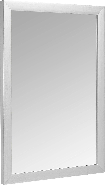 AmazonBasics Espejo para pared rectangular