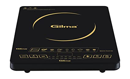Gilma Spectra Touch DX 2100-Watt Induction Cooktop (Black)