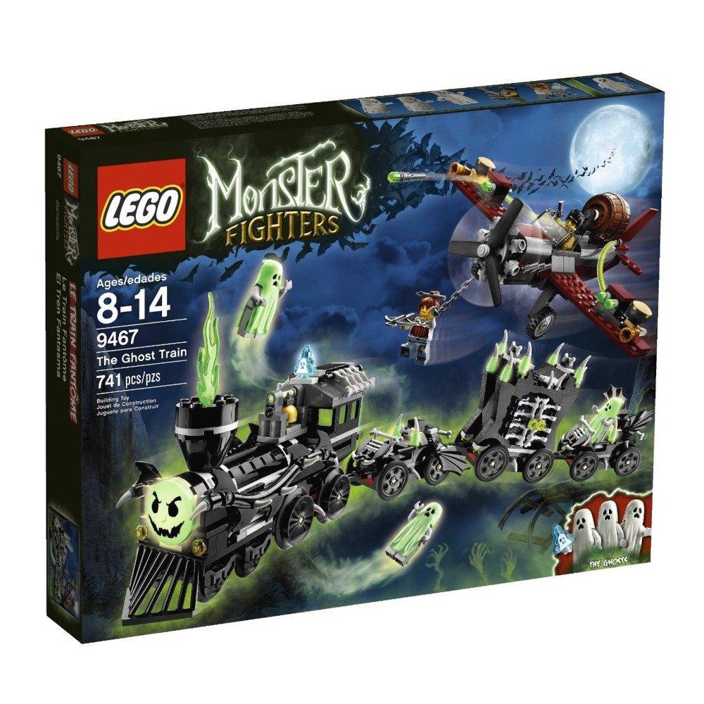LEGO The Ghost Train 9467