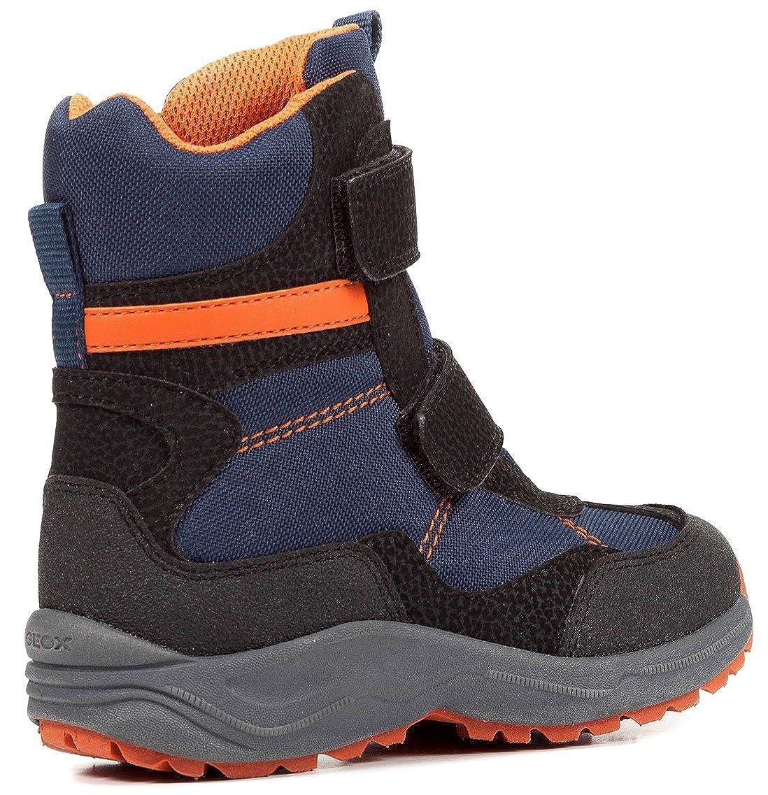 55491eb33269c Geox Boys  J847PE Alaska WPF Classic Boot  Amazon.co.uk  Shoes   Bags