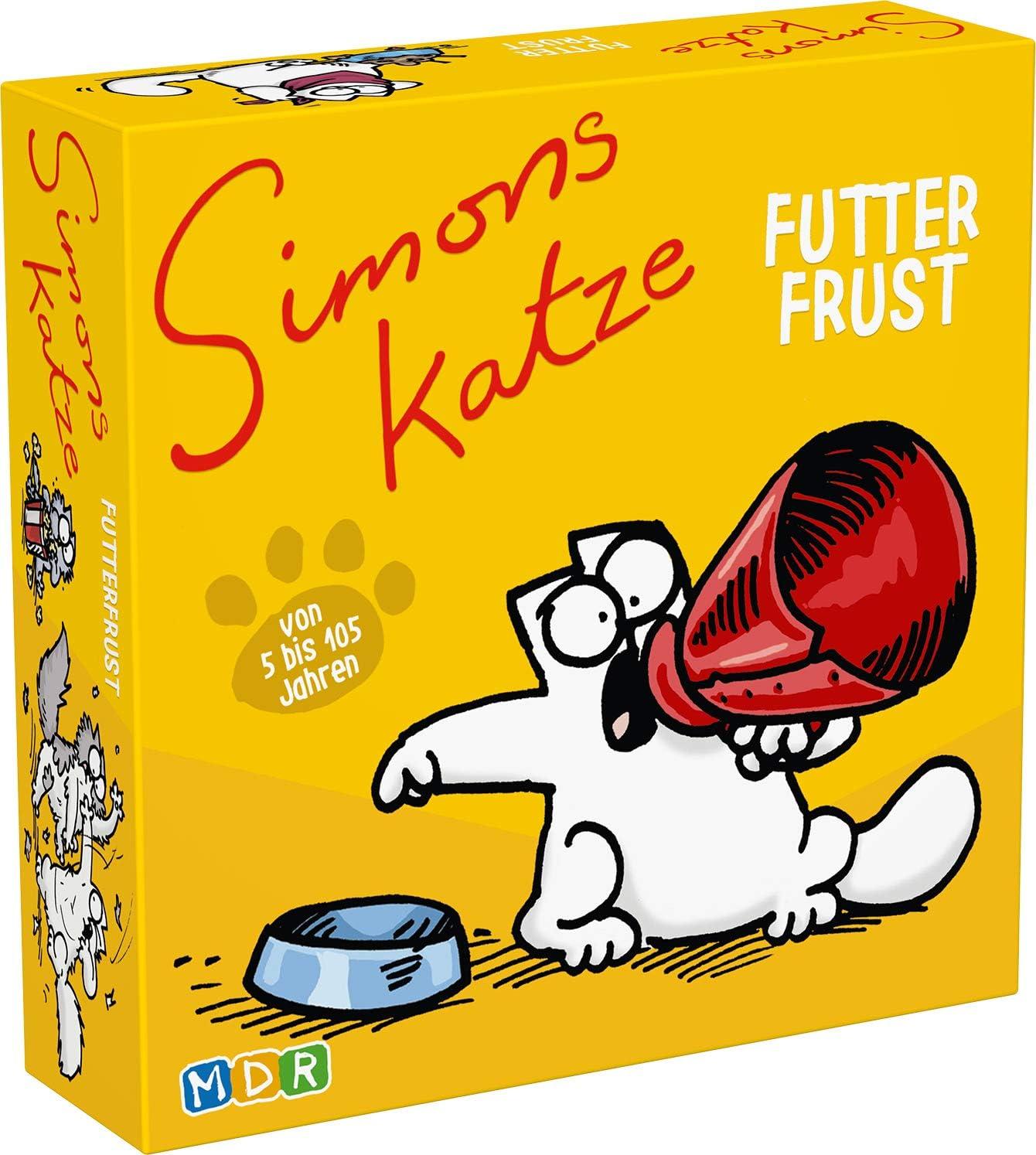 Simons Cat - FutterFrust Kartenspiele