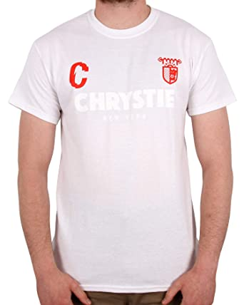 513033eeef1 Chrystie X CSC T Shirt - White/Red: Amazon.co.uk: Clothing
