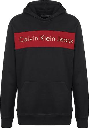 Calvin Klein Jeans Hayo 3 Regular Hoodie black: