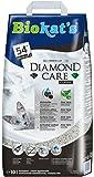 Biokat's Diamond Care Classic Katzenstreu | Hochwertige Klumpstreu für Katzen mit Aktivkohle und Aloe Vera