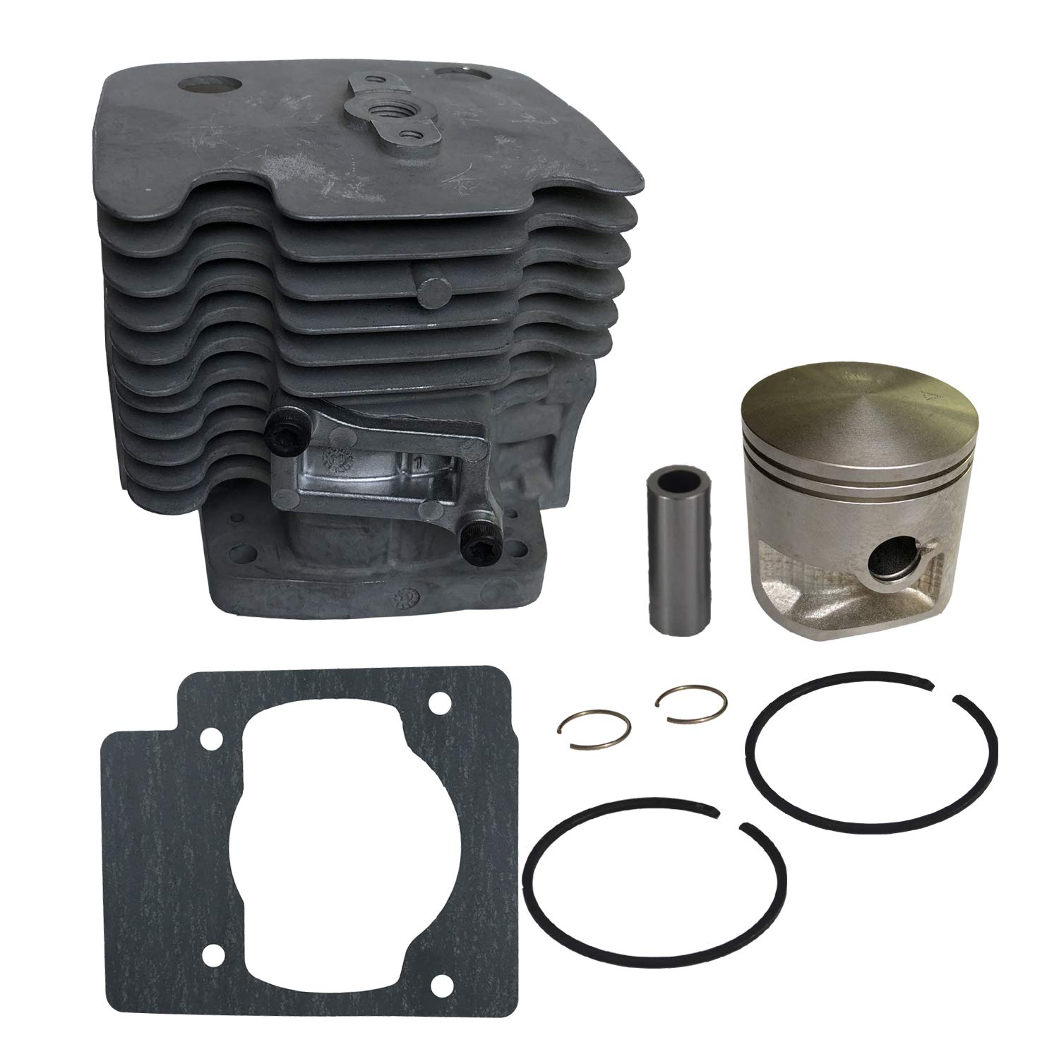 JERDE Cylinder Kit 51mm for Redmax EBZ8500 EBZ8500RH Backpack Blowers [#577 42 40-01]