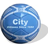 MANCHESTER CITY SUPPORTER FOOTBALL SIZE 5, ROBUST CONSTRUCTION, BEST SELLER. Must Have