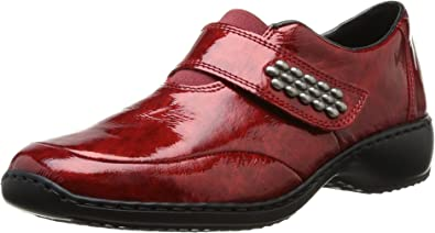 chaussures rieker rouges,chaussures rieker doro,chaussures