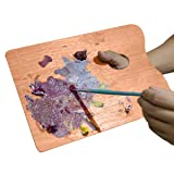 Transon Artist Wood Palette Linseed Oil Lacquered