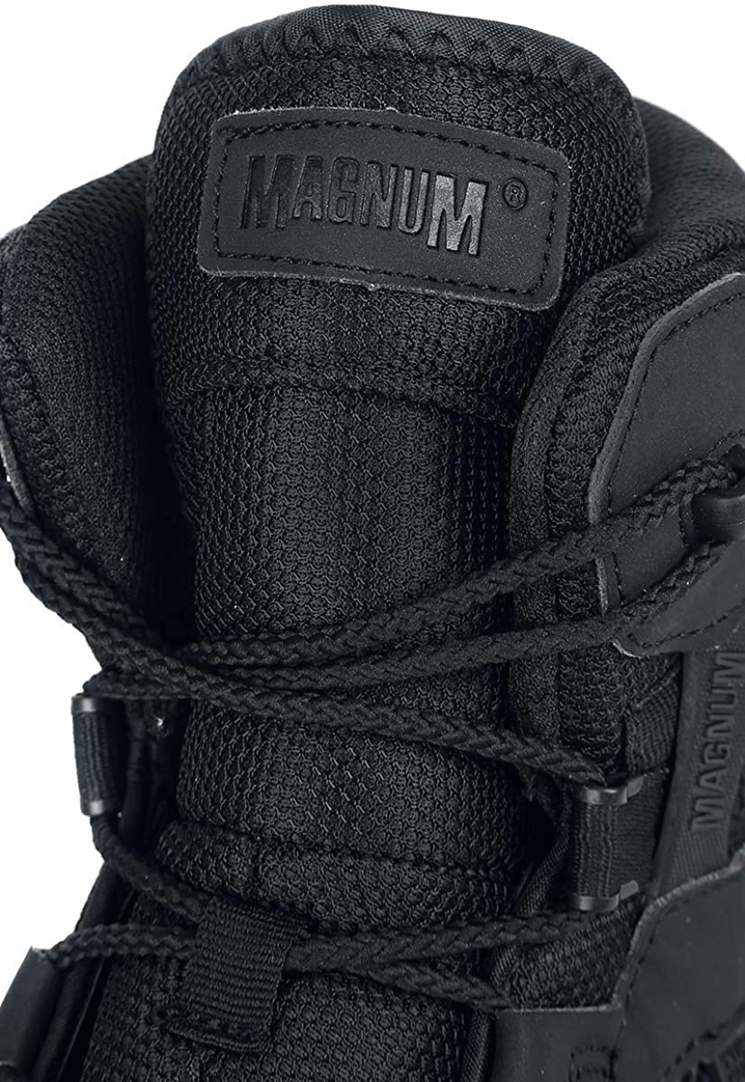 Magnum Assault Tactical 5.0 Black Security Combat Non-Safety Boot