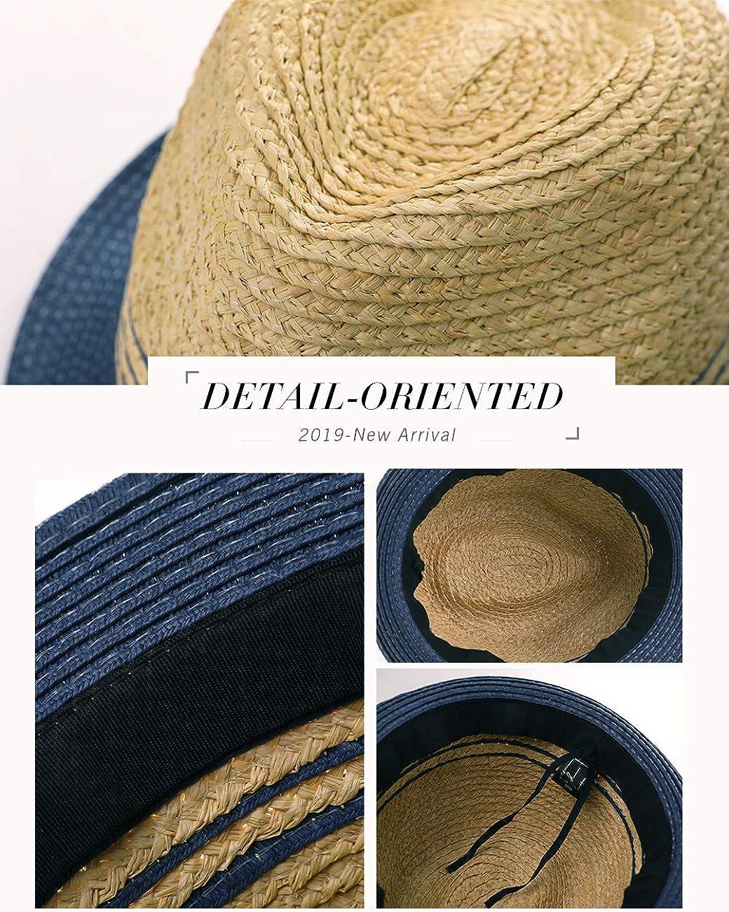 Comhats Tribly Chapeau de soleil unisexe