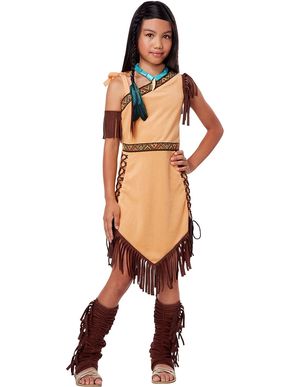Amazon.com California Costumes Native American Princess Child Costume Brown Large Toys u0026 Games  sc 1 st  Amazon.com & Amazon.com: California Costumes Native American Princess Child ...