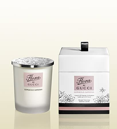 Flora Gorgeous Gardenia by Gucci Candle