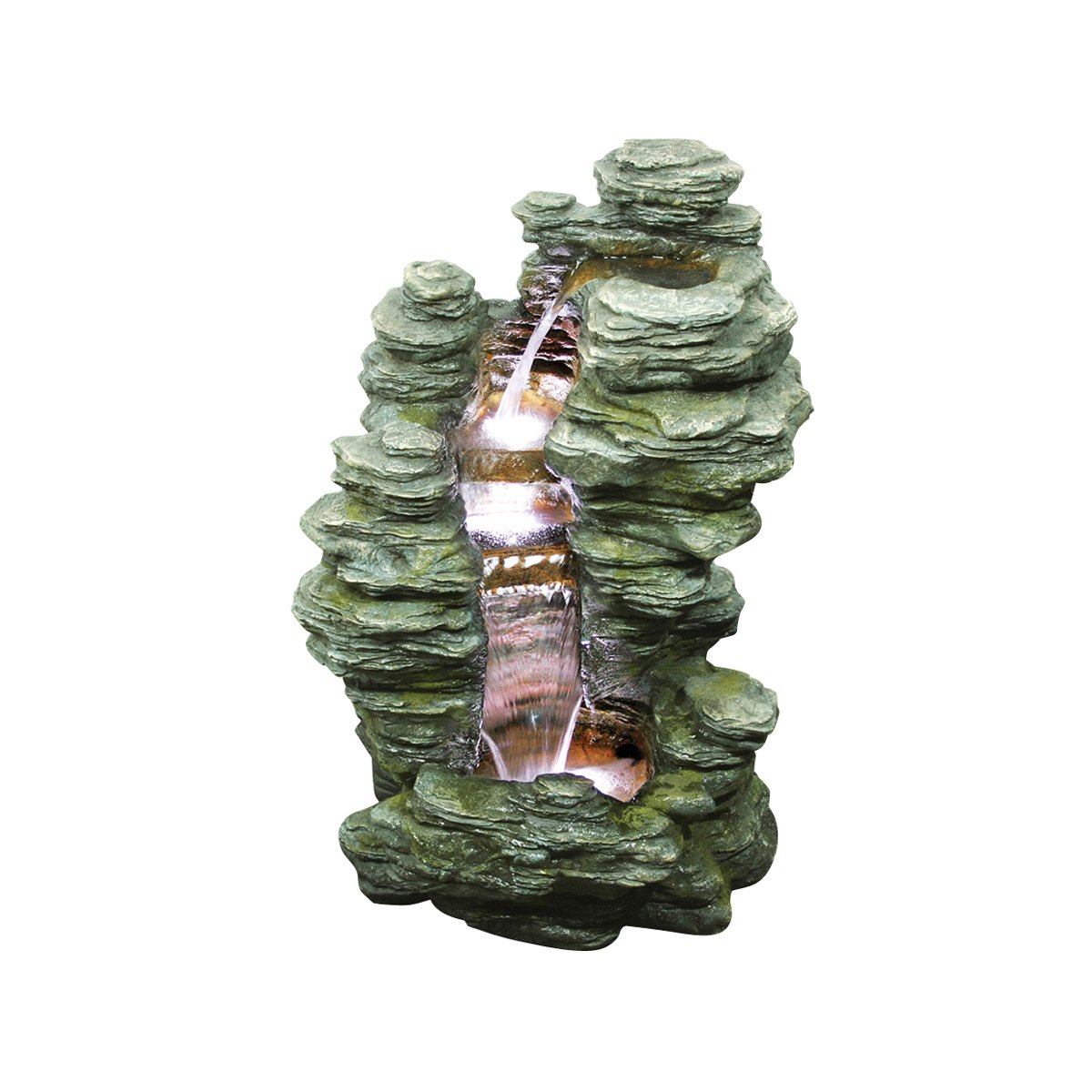 Design Toscano Mineral Point Cascading Garden Fountain