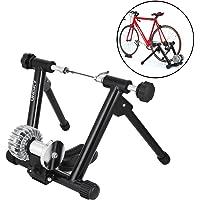 VEVOR Fluid Bike Trainer Stand 330LBS Indoor Bicycle Trainer 750W Flowing Resistance Indoor Bike Trainer Exercise Stand…