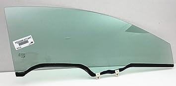 NAGD Fits 2001-2005 Honda Civic 2Door Coupe Passenger Side Right Front Door Window Glass FD21173GTY