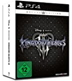 Kingdom Hearts 3 Deluxe Edition (PS4) PlayStation 4 by Square Enix