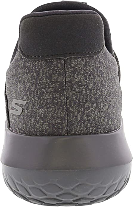 Skechers Men's Downtown Ultra Metro Charcoal Ankle High