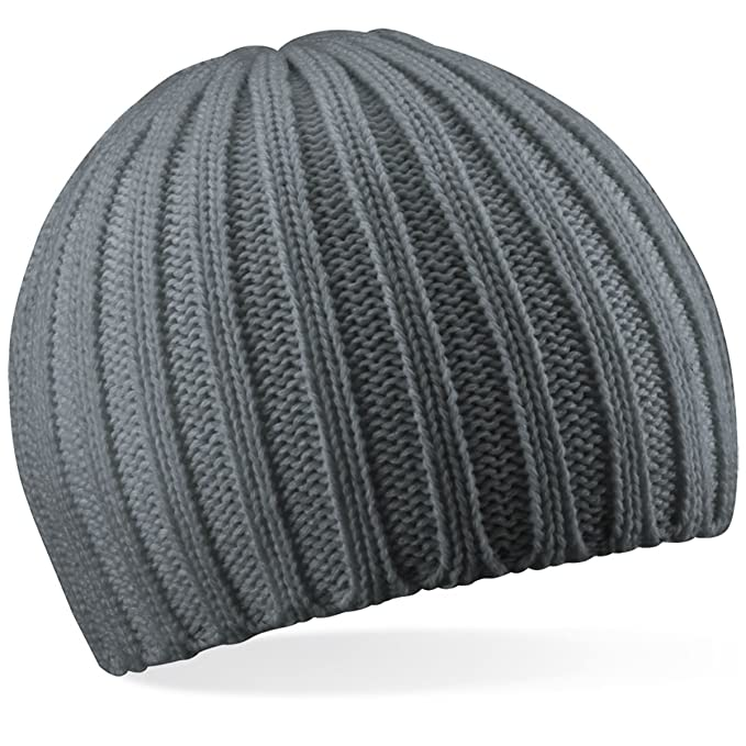 Beechfield Chunky Knit Beanie 180ac126dd77