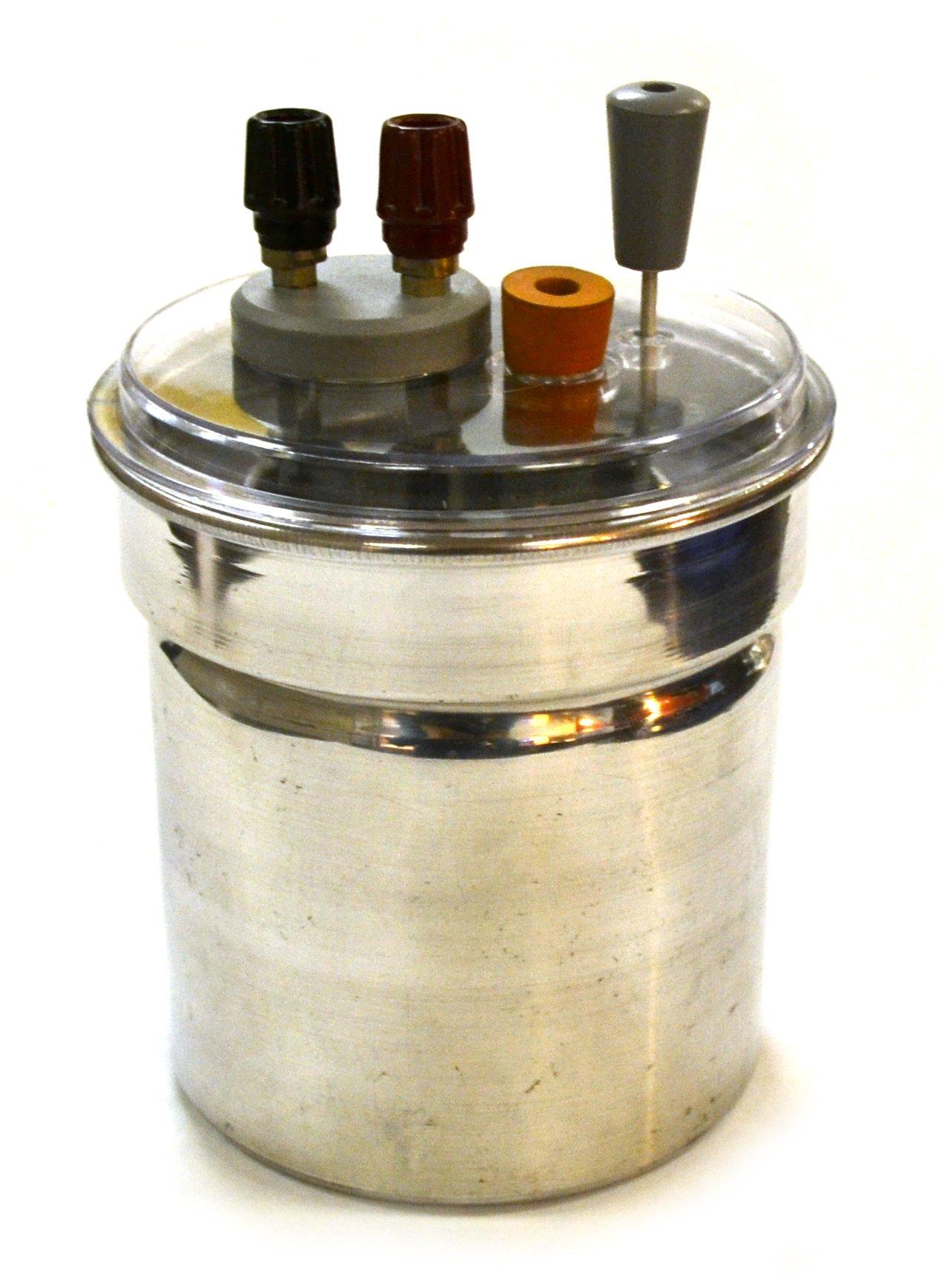 Premium Double Wall Calorimeter, 150mL Capacity - Eisco Labs