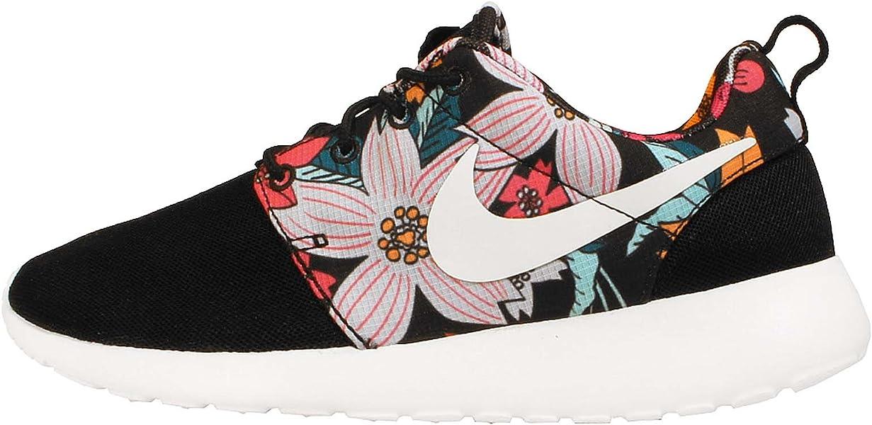 nike mens roshe run aloha floral print