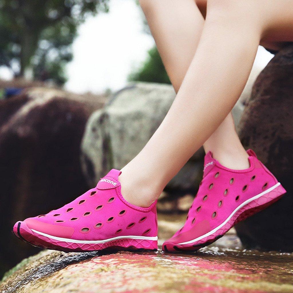 Oriskey Womens Quick Drying Aqua Water Slip On Walking Shoes