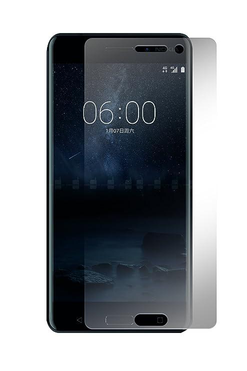 Phonix NK6TGS Pellicola Protettiva in Vetro Temperato per Nokia 6 ...