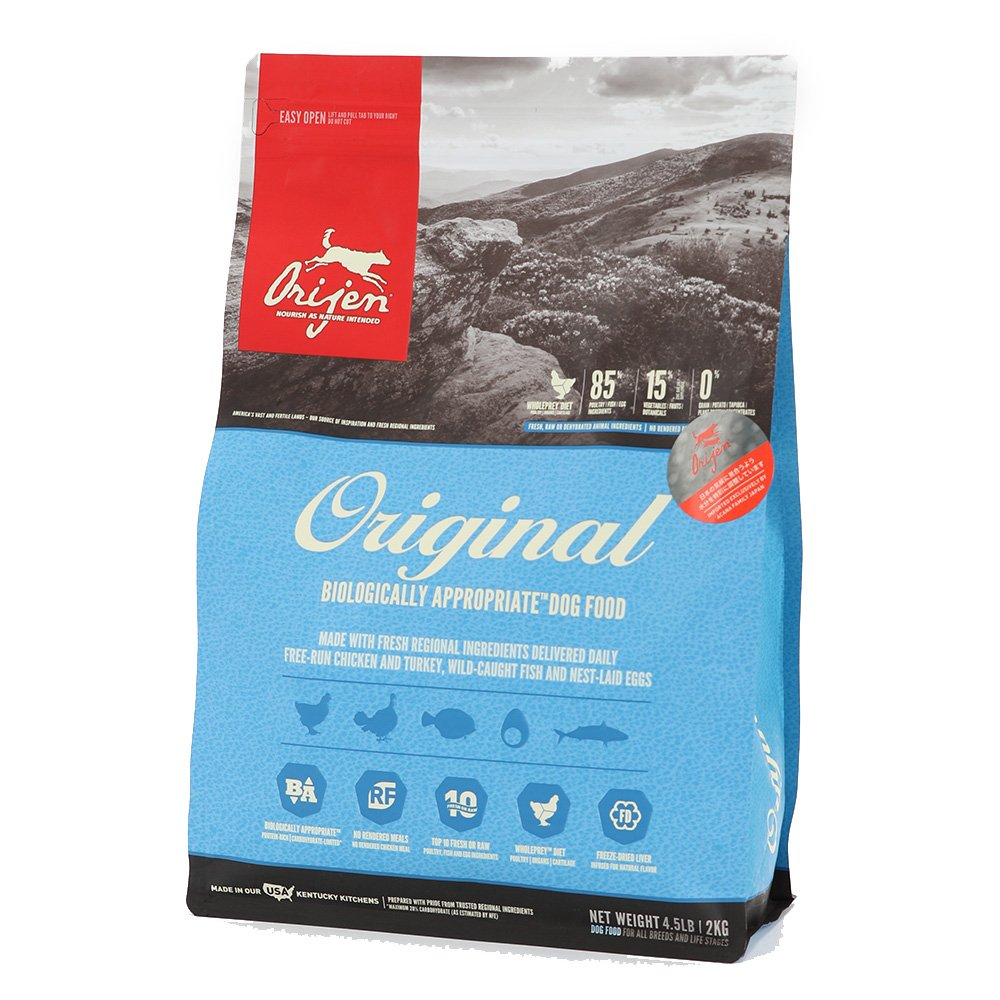Orijen Original Grain-Free Adult Dry Dog Food