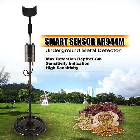 Mazurr AR944M subterráneo del Detector de Metales del buscador de Oro del Tesoro de 1,8 m de Profundidad Buscar: Amazon.es: Juguetes y juegos