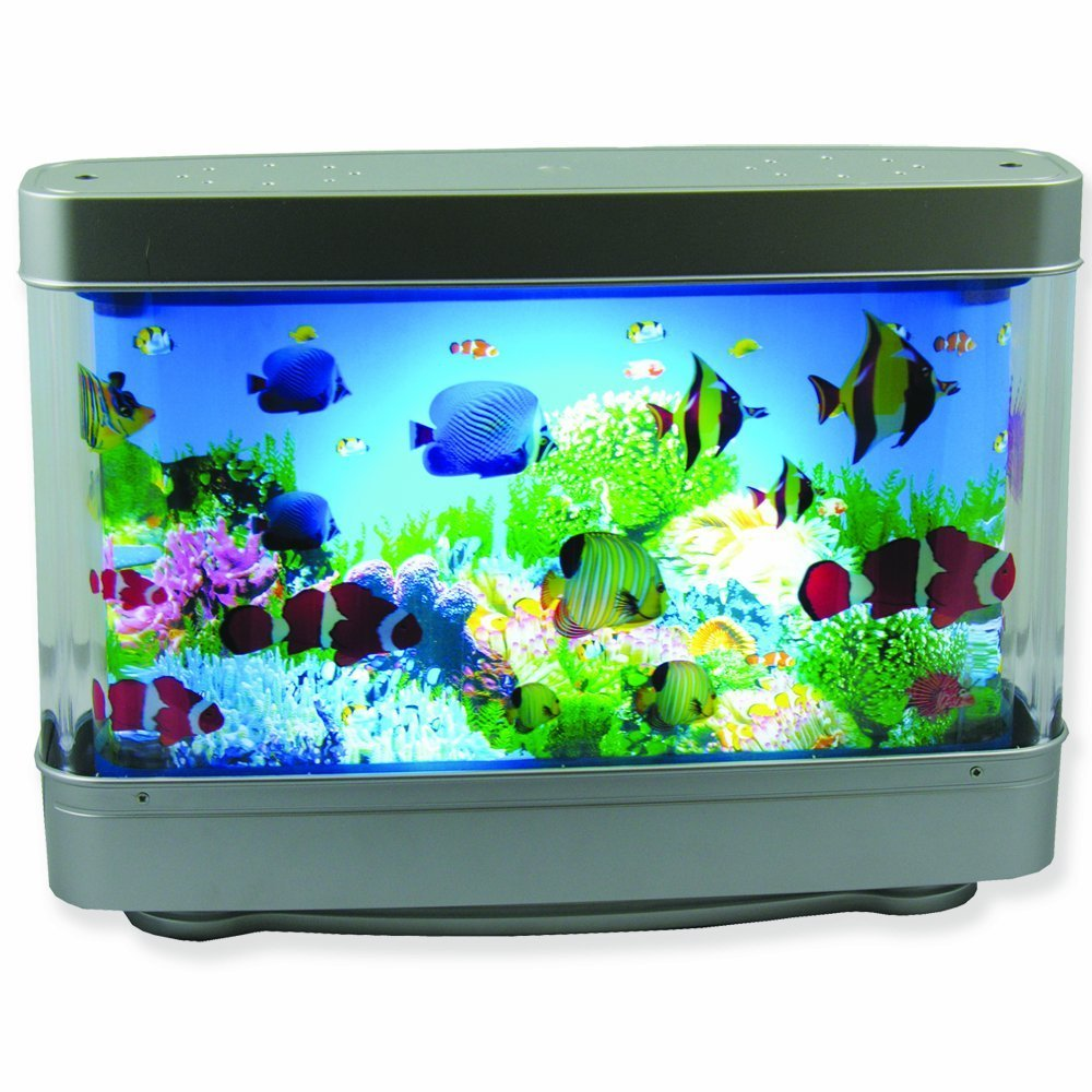 Fish tank night light - Fish Tank Night Light