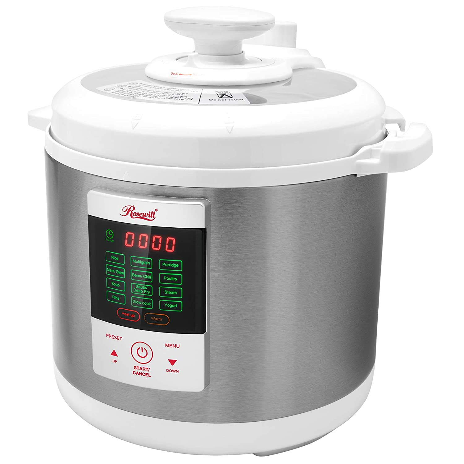 Rosewill RHPC-15001 6L Electric Pressure Cooker