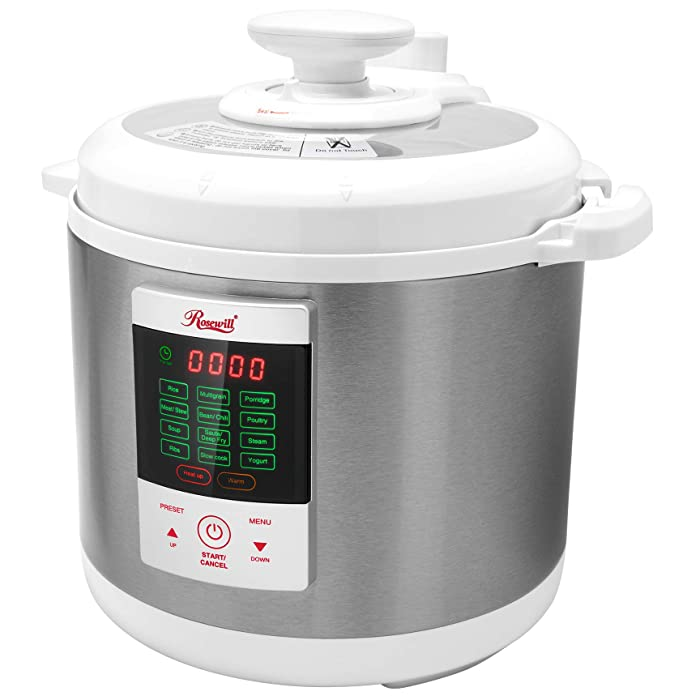 Top 10 Rosewell Rhpc Electric Pressure Cooker