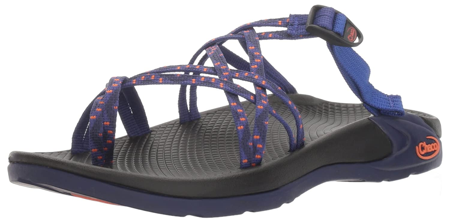 Chaco Women's Zong X Ecotread Athletic Sandal B01H4XD6OW 6 B(M) US|Vibora Blue