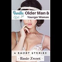 Bundle: Older Man & Younger Woman Vol. 29 (4 Short Stories)