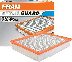 FRAM CA8755A Extra Guard Flexible Rectangular Panel Air Filter