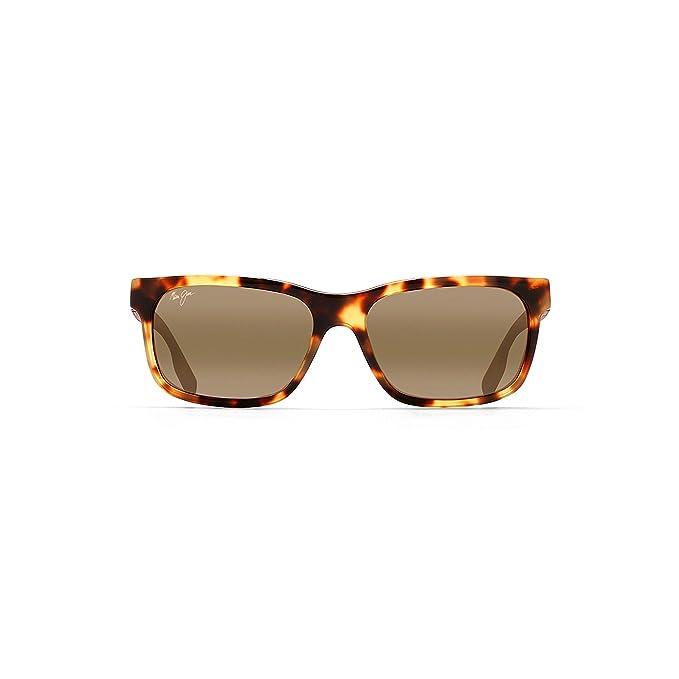 Amazon.com: Maui Jim Eh Brah H284-10L - Gafas de sol ...