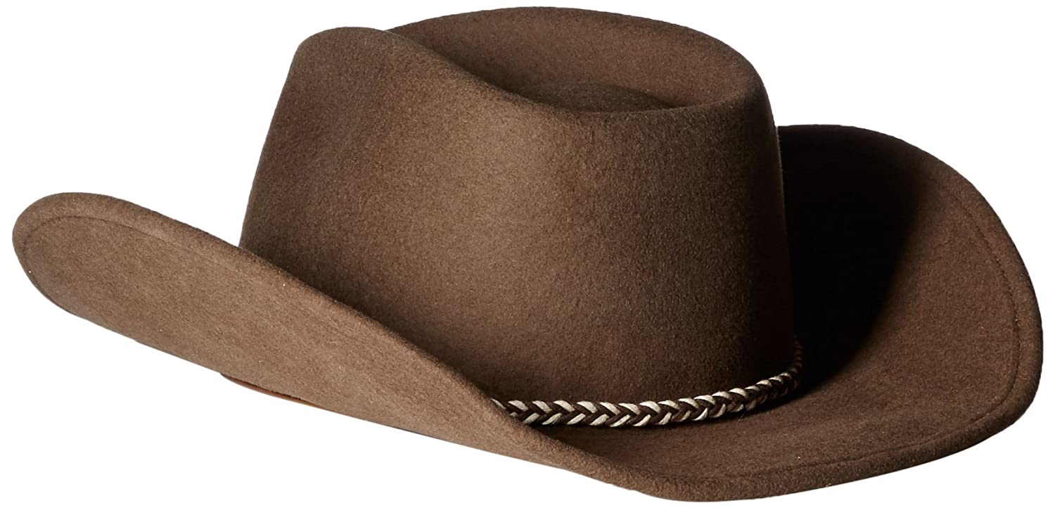 39a815a07cb Stetson Men s Rawhide 3X Buffalo Felt Hat at Amazon Men s Clothing store
