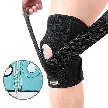 e3618758e6 New Knee Brace Support,Open-Patella Brace for Arthritis,Meniscus Tear,Joint