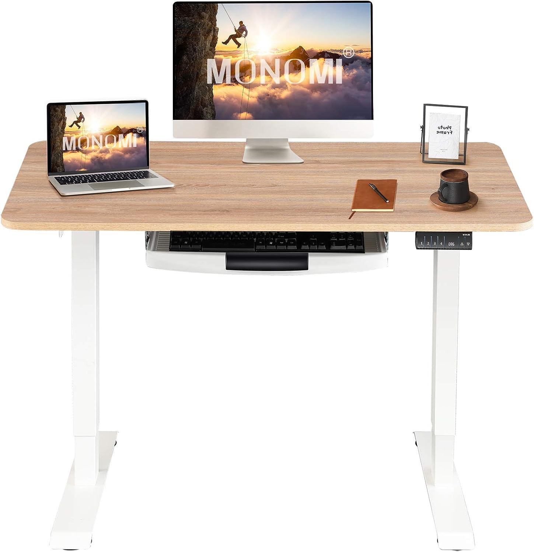 MONOMI Electric Height Adjustable Standing Desk