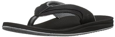 6163338e096f5 Amazon.com | New Balance Men's Recharge Thong Sandal | Sandals