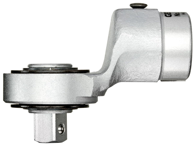 1//2 GEDORE 8754-02 Ratchet Head Reversible 16 Z