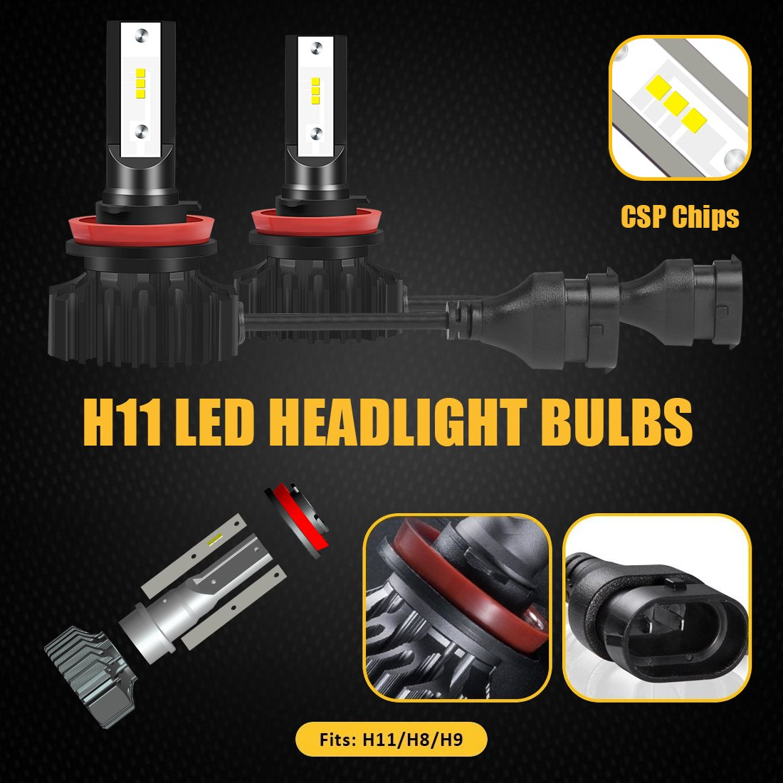 ACDelco 45G11144 Professional Rear Upper Suspension Control Arm Bushing