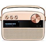 Saregama Carvaan Portable Digital Music Player (Rose Gold) - Sound by Harman/Kardon