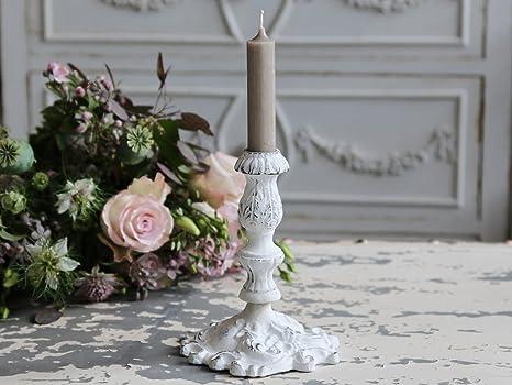 Amazon.de: chic antique kerzenständer ornamente shabby kerzenhalter