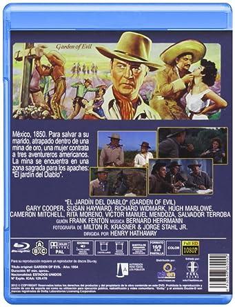 el jardín del diablo [Blu-ray]: Amazon.es: Gary Cooper, Susan ...