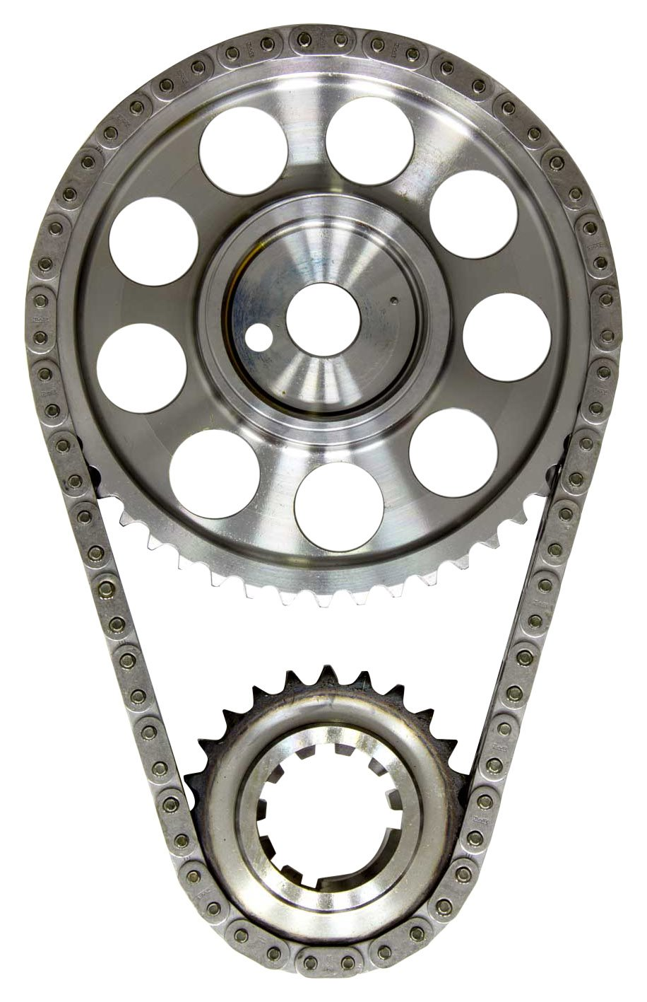 Eagle Specialty Products 440037505700 3.75 Stroke 4340 Forged Crankshaft for Small Block Chevy
