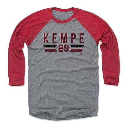 best service 34a19 7eead Amazon.com : 500 LEVEL Mario Kempe Baseball Shirt - Arizona ...