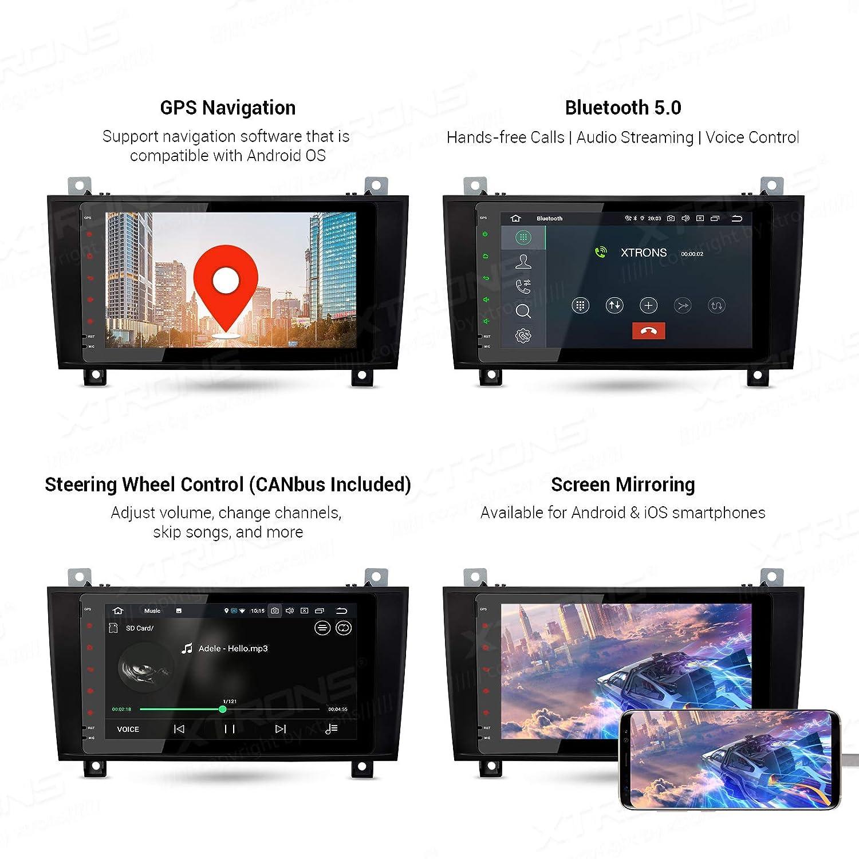 Electronics GPS & Navigation alpha-ene.co.jp XTRONS 8 Inch Android ...