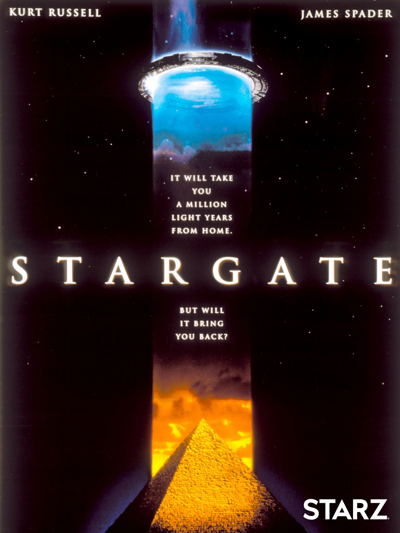 Amazon com: Watch Stargate | Prime Video