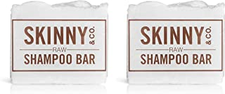 product image for SKINNY & CO. Clarifying Raw Shampoo Bar - Fragrance Free, 5 oz (Fragrance-Free, Pack of 2)