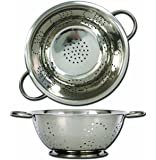 "Al-de-chef Colander Stainless Steel (7"")"